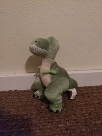 Rex from Toy Story plush toy Woodinville, 98072