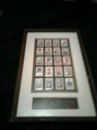 Stamp collection of black History Washington, 20020