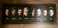 "NEW Large Game of Thrones picture 39""x15"" Barrie, L4M"
