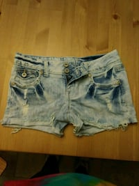Denim shorts (size 5) Fort Worth, 76116