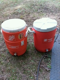 Water coolers $10 each Cleveland, 30528