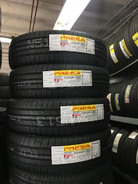 225/65R17 SET OF 4 TIRES ON SALE ⭐WE CARRY ALL MAJOR BRANDS ⭐WE FINANCE NO CREDIT NEEDED  Union City, 94587