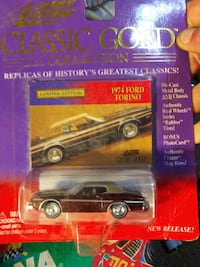 Collectible toy car