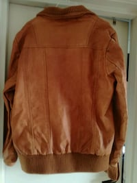 Used Men leather jacket Trondheim