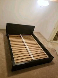 Ikea Malm Queen Bed Frame w/ slats Alexandria, 22312
