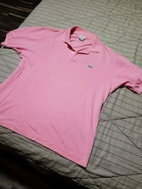 Lacoste golf shirt size large Toronto, M8W 4A3