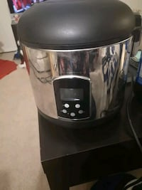 Rice Cooker/ Veggie Steamer for sale Edmonton, T5G 2L3