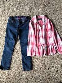 Girl outfit Ranson, 25438