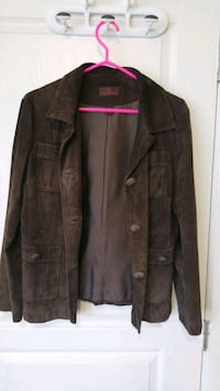 SUEDE LEATHER JACKET FROM DANIER Surrey, V4N