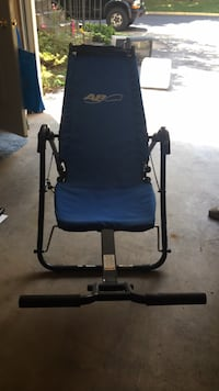 AB Lounger 2 exercise machine Works great