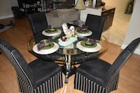 Round dining room set Arlington, 22202