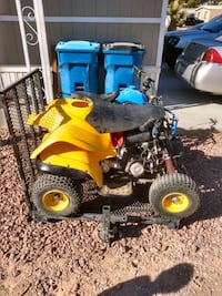 49cc and 90cc atv everything for 250 must go moving soon Las Vegas, 89110