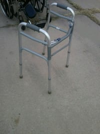 Heavy duty Drive bariatric wheelchair and Walker