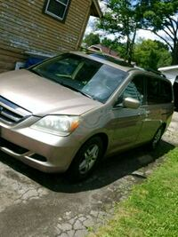 2006 Honda Odyssey EX w/ Leather and DVD RES Youngstown