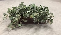 Decorative Planter with silk greenery  Henrico, 23238