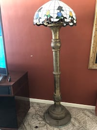 black and gray table lamp Miami, 33184