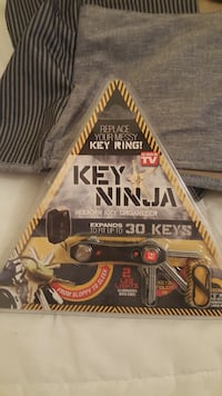 New key ninja Denver
