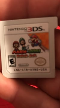 Mario and Luigi Paper Jam for 3ds Anmore, V3H