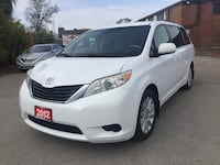 2012 TOYOTA SIENNA LE - ALL WHEEL DRIVE (AWD) Brampton