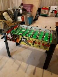 Halex Foosball Table (negotiable)