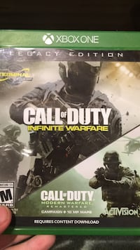 COD Infinite Warfare (Xbox) Burlington, L7T 1R5