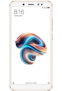 "Xiaomi Redmi Note 5 32GB Gold, Dual Sim, 5.99"" Display, 3GB Ram"