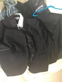Black tuxedo set pants 2 vests jacket etc Mission Viejo, 92691