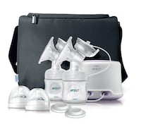 Philips AVENT Double Electric Comfort Breast Pump Hawthorne