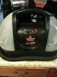 Bissell proheat hot water extractor