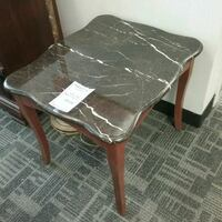 Side Table with granite top  Oakville, L6L 5N1