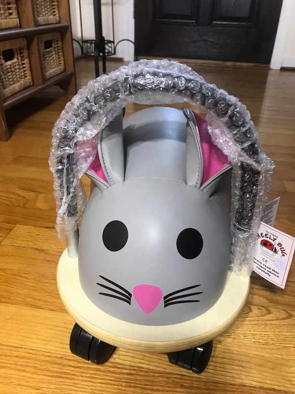New Wheely Bug Mouse