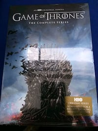 Game of Thrones ( Complete Series) (All 8 seasons) (38 disks)
