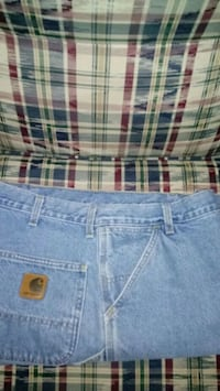Carhartt shorts and size 38 in great condition. Piney Flats, 37686