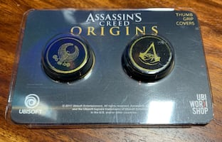 (NEW) Assassin's Creed Origins Xbox One Thumb Grips .