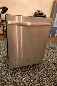 Dishwasher whirlpool 24 inch stainless steel Washington, 20002