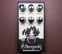 Afterneath guitar pedal Newport Beach, 92660