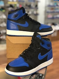 Royal 1s size 7 Silver Spring, 20902
