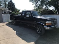 95 Ford F-250 351W 5 speed manual  Red Deer