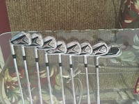 Left handed Callaway XPro irons  Chesapeake, 23320