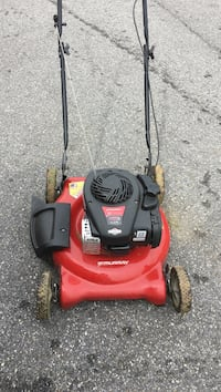 red and black Murray push lawn mower Oxon Hill, 20745