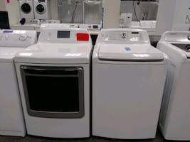 Kenmore washer and dryer set excellent conditions