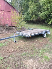 1200 GVW Trailer with a pair of ramps to go with it Hughesville, 17737