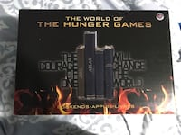 The Hunger Games bookends set Mississauga, L4Z 1S2
