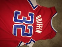 Blake griffin jersey size S Calgary, T3K 6K4