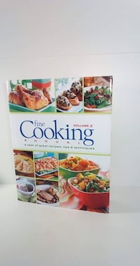 Fine Cooking Book Toronto, M6G