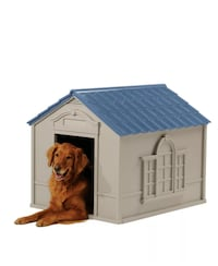 Weather Proof Dog House