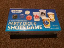 Brand New Shots Drinking Game