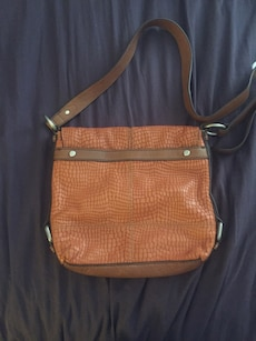 Never used fossil bag