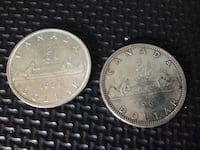 Silver Canadian Dollar Coin Toronto, M6S 4P5