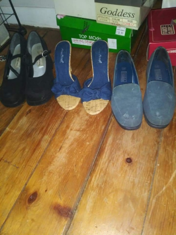 Ladies shoes size 7